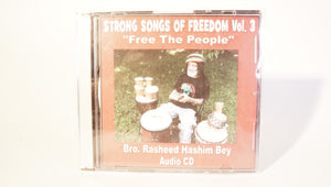 "STRONG SONGS OF FREEDOM VOLUME 3 ""FREE THE PEOPLE"""