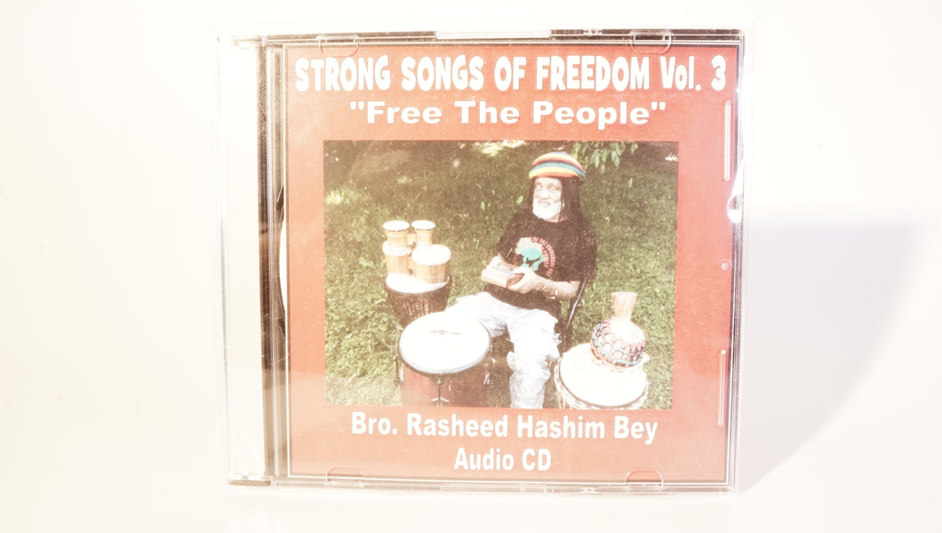 STRONG SONGS OF FREEDOM VOLUME 3