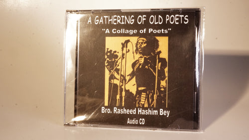 A GATHERING OF OLD POETS
