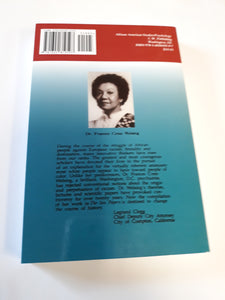 THE ISIS PAPERS: The Keys To The Colors by DR. Frances Cress Welsing.
