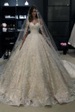 Ball Gown Wedding  Dresses Sweetheart White Lace Online Sale PDA154 | ballgownbridal