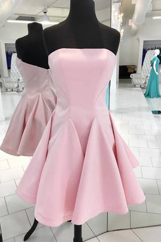 products/Fashion-Pink-Satin-Strapless-Mini-Bridesmaid-Dress-PDA590-1.jpg