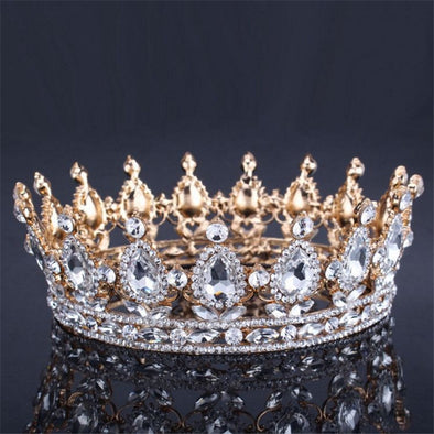 Stunning Vintage Tiara and Bling Crowns Assorted Styles Colors Free Shipping