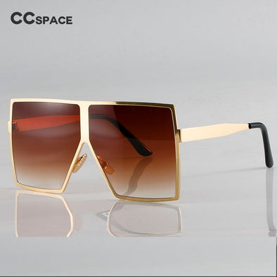 Womens Oversize Square Bling Sunglasses Free Shipping