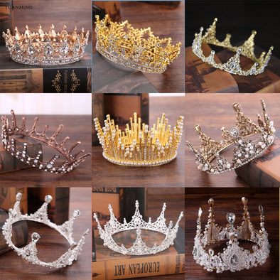 Stunning Unique Crowns Tiaras 13 Styles Free Shipping