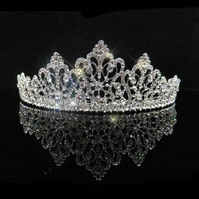 Womens Stunning Bling Tiaras Assorted 13 Styles Free Shipping