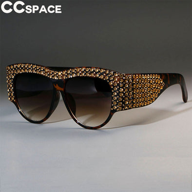 Womens Bold Bling Bling Sunglasses Assorted Colors Free Shipping