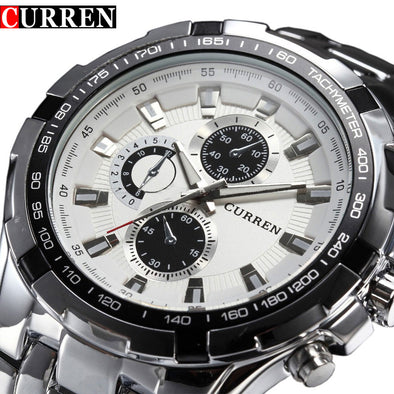Mens Military Wristwatch Assorted Styles Free Shipping