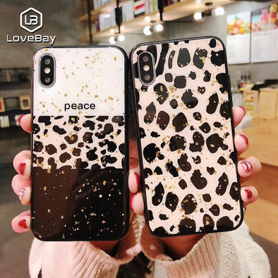 Bling I phone Leopard Case Several Styles Free Shipping