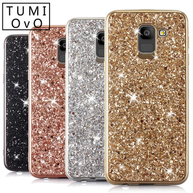 Glitter Soft Bling Case For Samsung Galaxy Several Styles Free Shipping