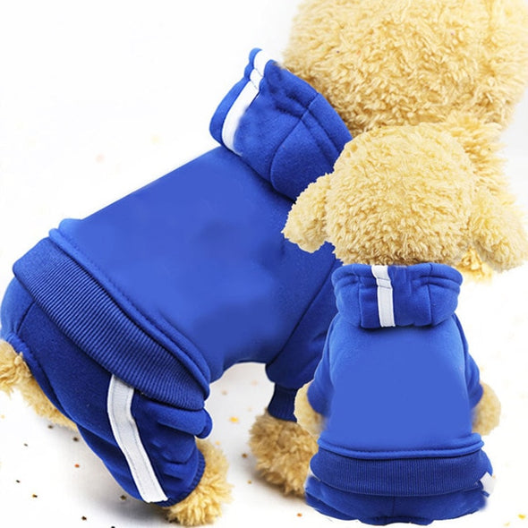 Adorable Doggie Jumpsuits Assorted Colors Free Shipping