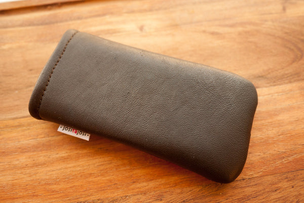 iPhone - Brown Leather