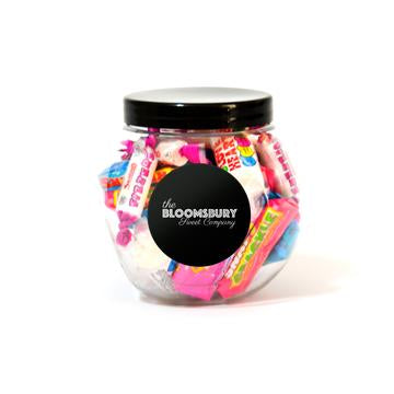 'Create Your Own' Mini 'Cookie Style' Sweet Jar