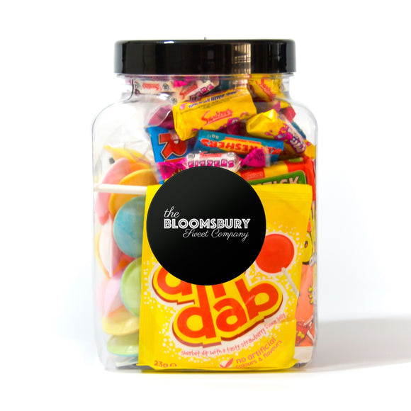 Bloomsbury Retro Sweet Jar (M)