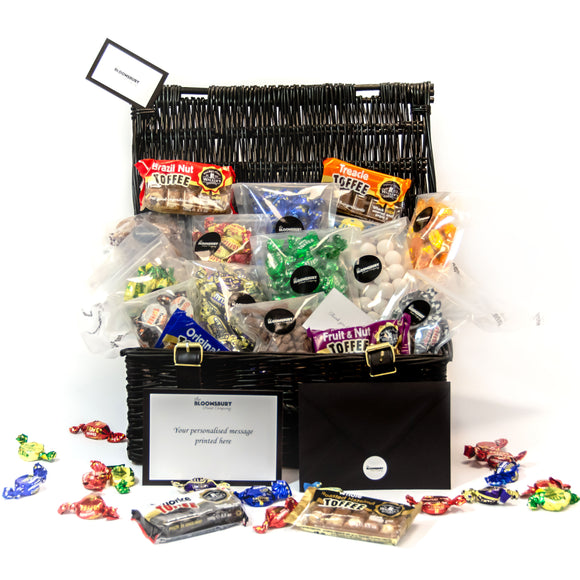Traditional Toffees Sweet Hamper (M)