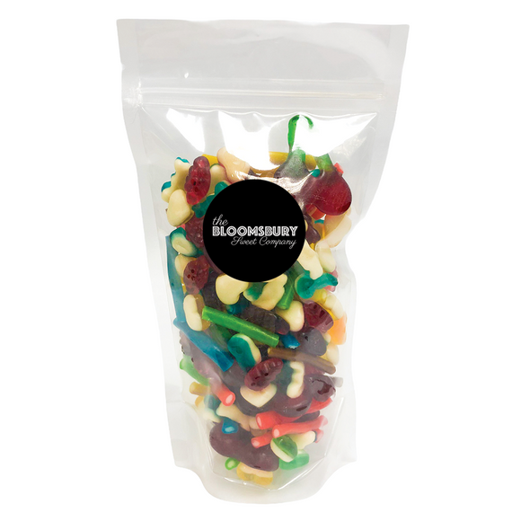 Halal Plain Pick & Mix Bag (500g)