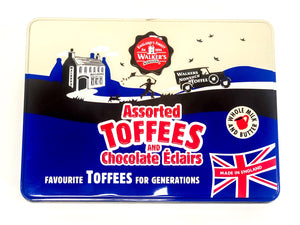 Walker's Assorted Toffees Gift Tin
