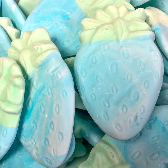 Foam Blue Raspberries