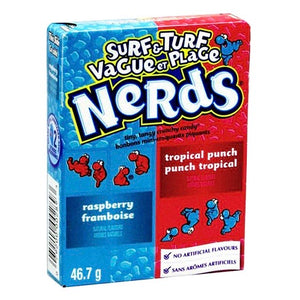Nerds Raspberry & Tropical Punch Box (46.7g)