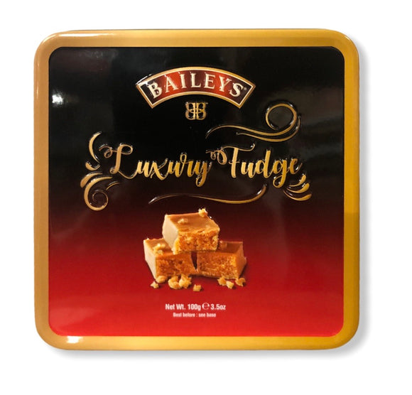 Baileys Small Luxury Fudge Gift Tin (100g)