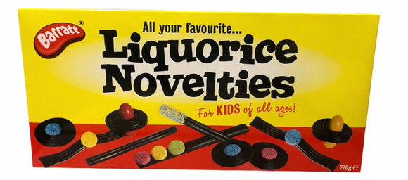 Liquorice Novelties Gift Box