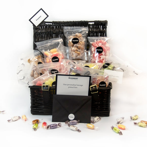 Traditional Hard Boiled Sweet Hamper (M)
