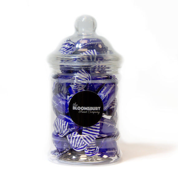 Blackcurrant & Liquorice Mini Victorian Sweet Jar