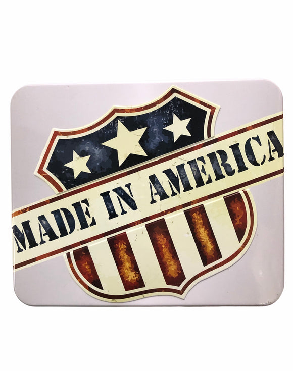 'MADE IN AMERICA' Gift Tin