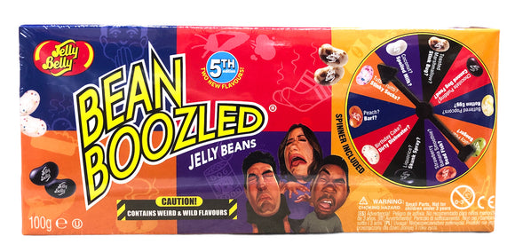 Jelly Belly Bean Boozled EXTREME Beans Spinner (100g)