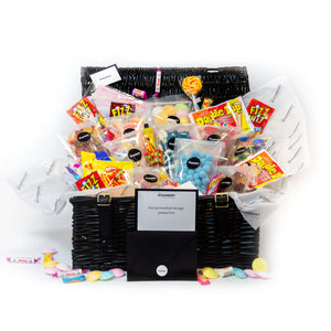 Bloomsbury Retro Sweet Hamper (L)