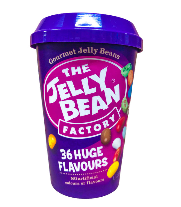 Jelly Bean Factory - 36 Huge Flavours Cup (200g)