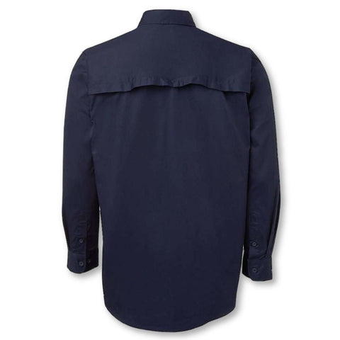 Image of 150gsm Long Sleeve Work Shirt - General Safety NZ Limited