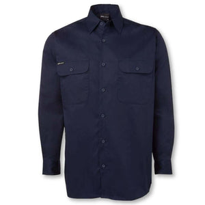 150gsm Long Sleeve Work Shirt - General Safety NZ Limited