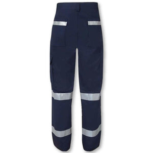 310gsm Mercerised Multi-Pocket Pants with 3M Tape - General Safety NZ Limited