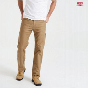 Levi 505 Work Pants - Ermine Canvas