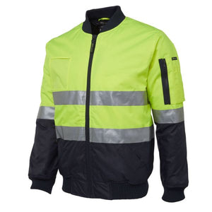 Hi Vis (D+N) Flight Jacket