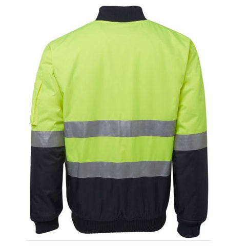 Image of Hi Vis (D+N) Flight Jacket