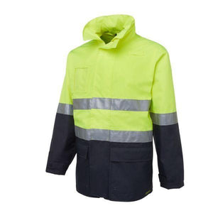 Longline (D+H) Hi Vis Waterproof Jacket