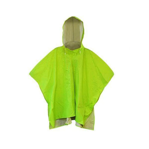 Image of Re-usable Kids Nylon Water Resistant Poncho