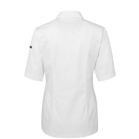 Image of BB Lady Chef Short Sleeve Chefs Jacket