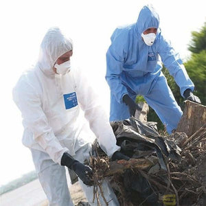 AlphaTec 1500 coveralls for Asbestos and General Maintenance - General Safety NZ Limited