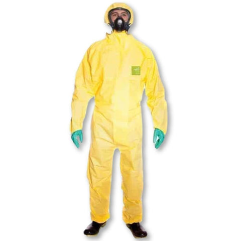 Image of AlphaTec 2300 PLUS - Entry Level TYPE 3 Chemical Coverall - General Safety NZ Limited