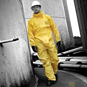 AlphaTec 2300 PLUS - Entry Level TYPE 3 Chemical Coverall - General Safety NZ Limited
