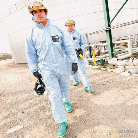 Image of AlphaTec FR is a Flame Retardant Coverall - General Safety NZ Limited