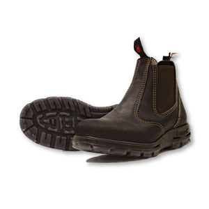 Bobcat Slip On Oiled Kip Safety Boot - General Safety NZ Limited