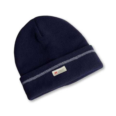 Image of Double Layered Reflective Beanie - 3M Thinsulate - General Safety NZ Limited