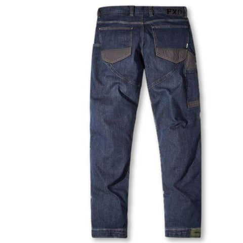 Image of Fxd Wd-1 Heavyweight Work Denim Long Pants