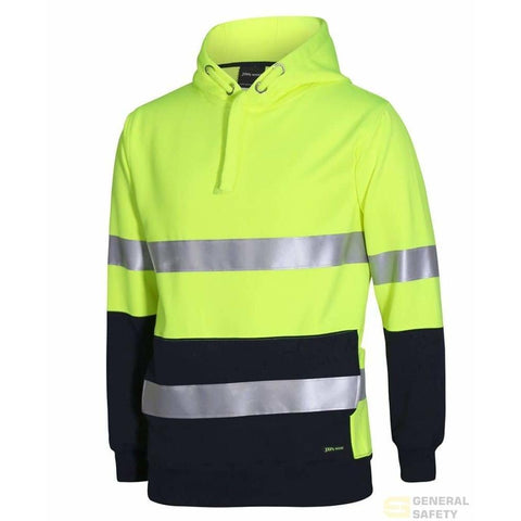 Image of Hi Vis (D+N) Hoodie - Heavy Weight - General Safety NZ Limited