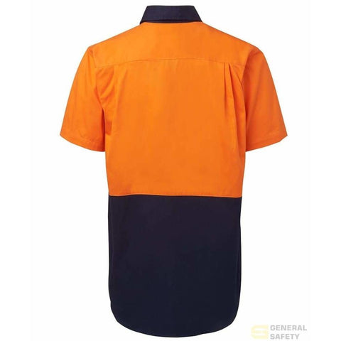 Image of Hi Vis S/S 190gsm Shirt - General Safety NZ Limited
