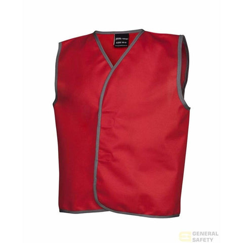 Image of Kids Coloured Tricot Vest - General Safety NZ Limited